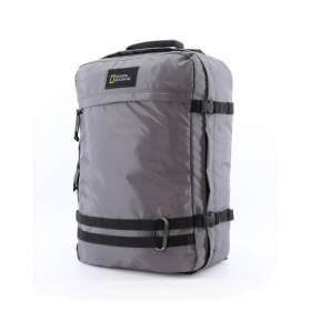 National Geographic Laggage N11801.89 Grey National Geographic - 1