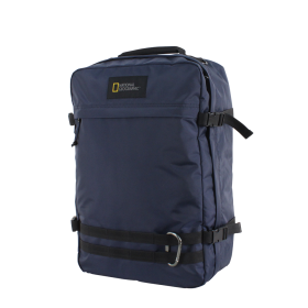 National Geographic Laggage N11801.49 Blue National Geographic - 1