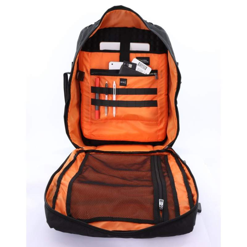 National Geographic Laggage N11801.49 Blue National Geographic - 5