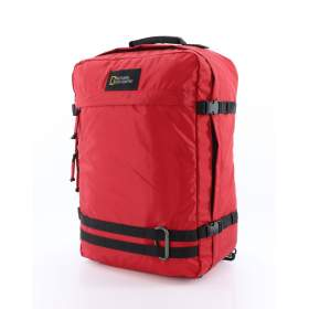 National Geographic Laggage N11801.35 Red National Geographic - 1